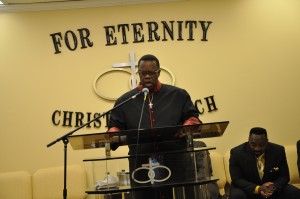 15th Annual Church Anniversary